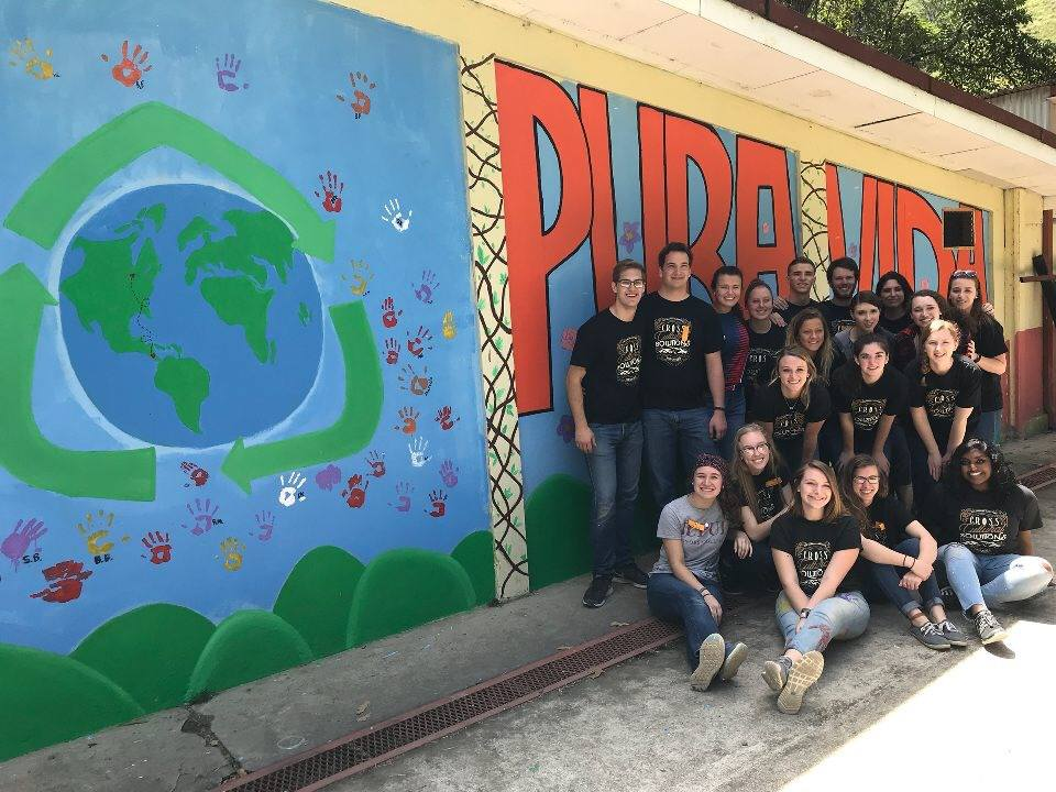Pura Vida - Costa Rica: Honors College Service Learning program